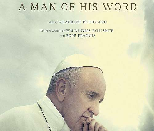 Pope Francis: A Man of His Words (A film by Wim Wenders)