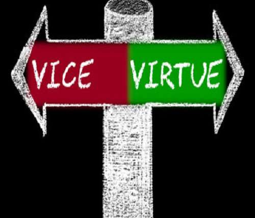 My Virtues and Your Vice: The Mind's Self-deception