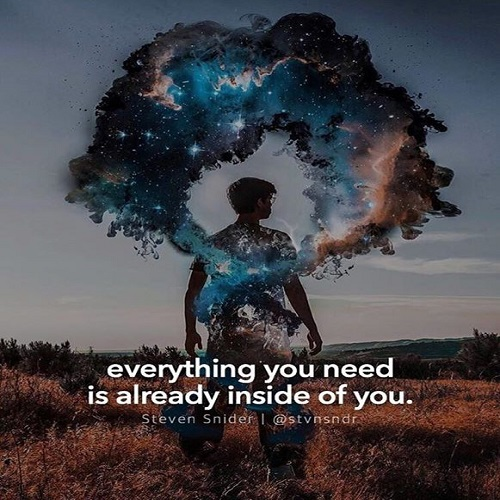 Everything is Inside of You